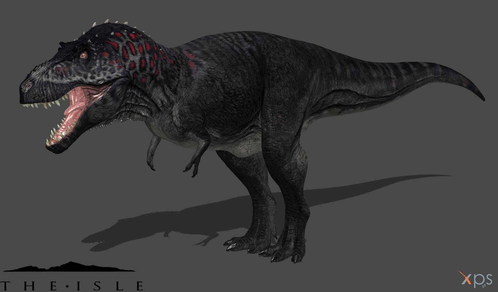 All dinosaur bones on one map 41