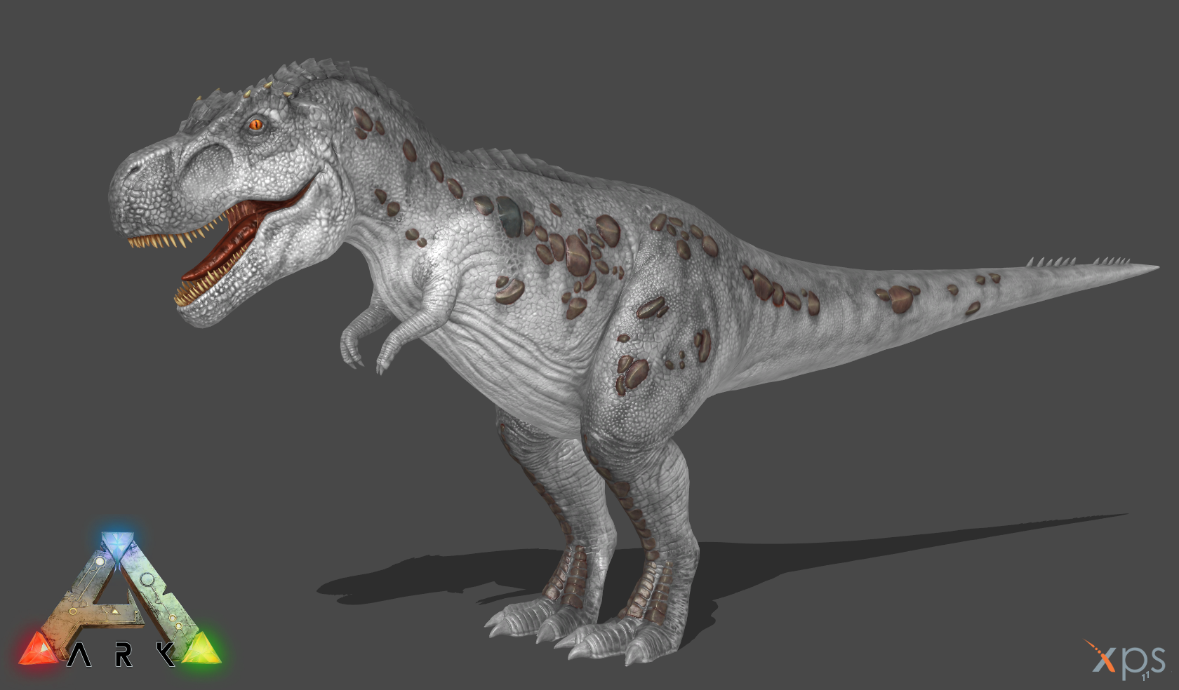 Arkse T Rex By Phelcer