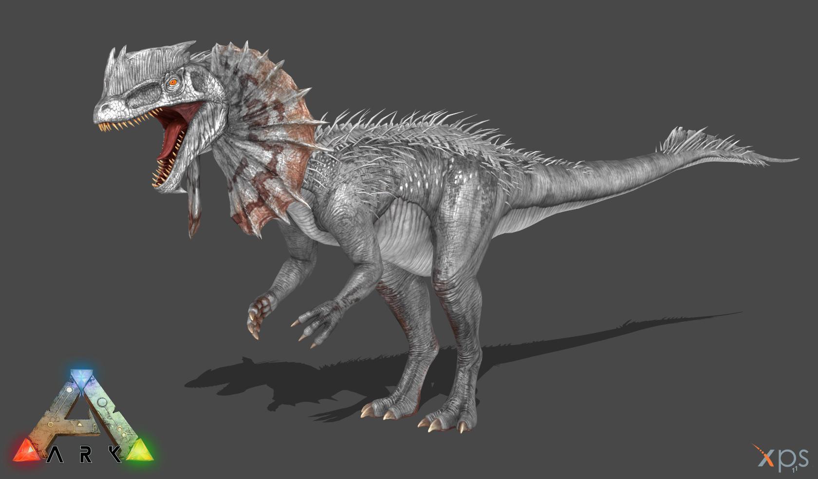 ark survival evolved troodon