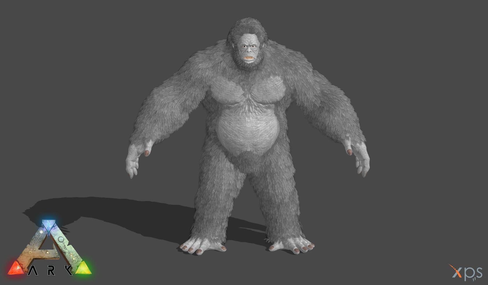 Gigantopithecus [ARK:SE] Gigantopithec...