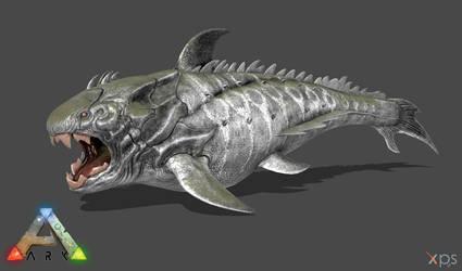 [ARK:SE] Dunkleosteus by Phelcer