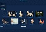 Blue Gallery CSS