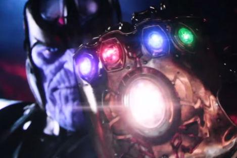 Avengers 3: Infinity War (GIF)