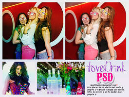 iloveDRiNK PSD by AboutFlawless