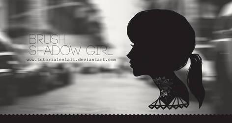 Brush - Shadow Girl