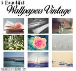 9 Beautiful Wallpapers Vintage -Angie