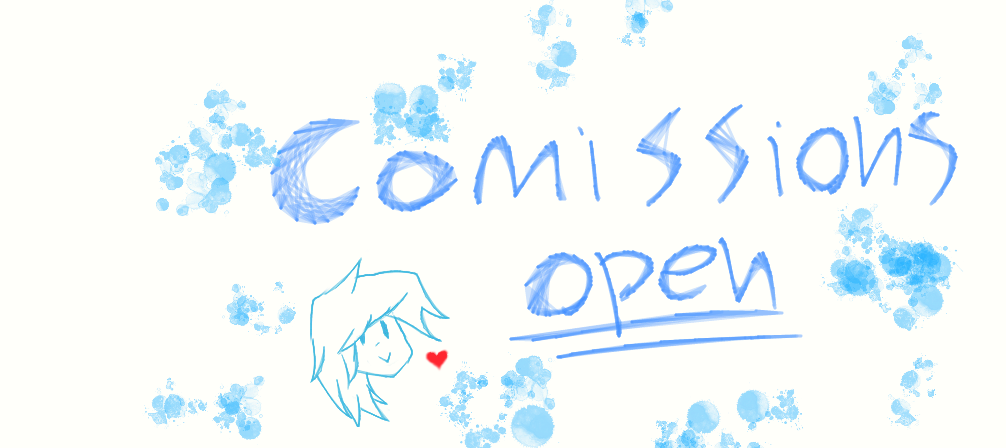 Comissions Open by valeng123