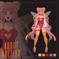 [OPEN] Adopt Auction - Fairy Love by 3milkymilk