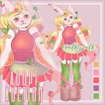 [OPEN] Adopt Auction - Flower Rabbit