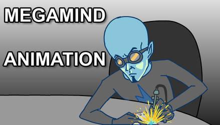 Megamind Xmas Animation by MidoriEyes