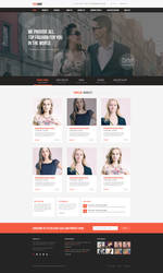 theashop Free PSD Ecommerce by degraphic