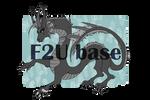 F2U (Free to Use) Chibi Dragon base by KaisarReitz
