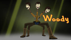 Woody Walking