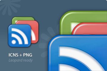 Google Reader icon by Jvstin