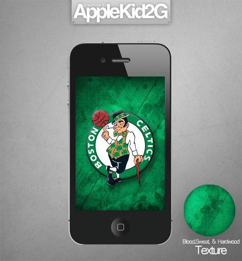 Boston Celtic Iphone Wallpaper By Tevinfields On Deviantart