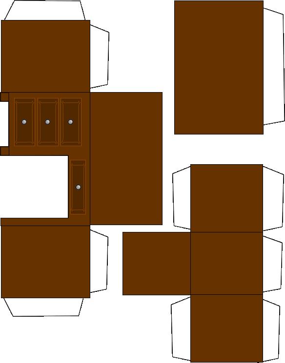 Desk Papercraft By Norgas On Deviantart
