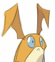 Patamon Animation by SwankyShadow