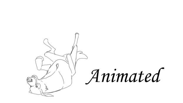 Dog Roll - Animation