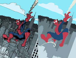 Amazing Spider Man   Return Of Peter Parker FLATS