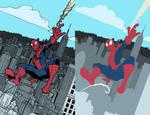 Amazing Spider Man   Return Of Peter Parker FLATS