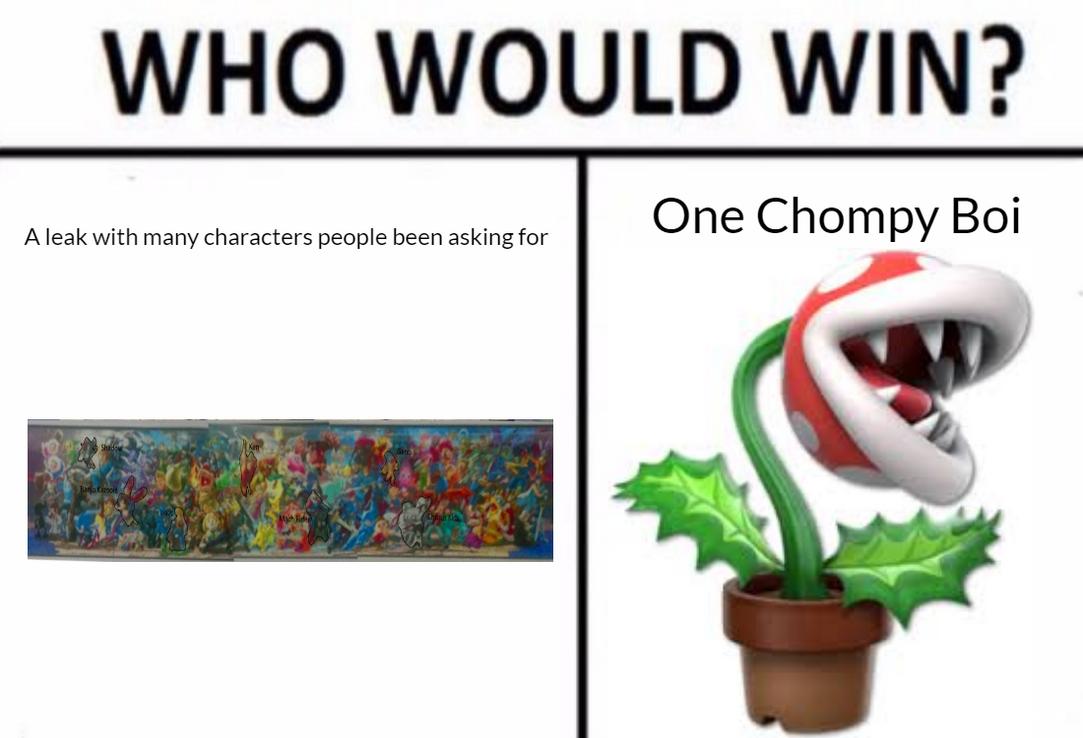 Smash Bros Ultimate Meme by DelightfulDiamond7