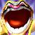 Wario Laughing Emoticon by DelightfulDiamond7