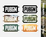 PUBG Mobile Icon Pack