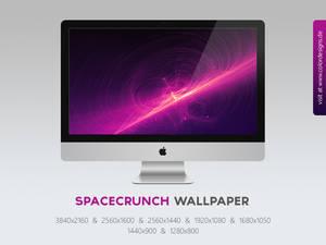 Spacecrunch Wallpaper