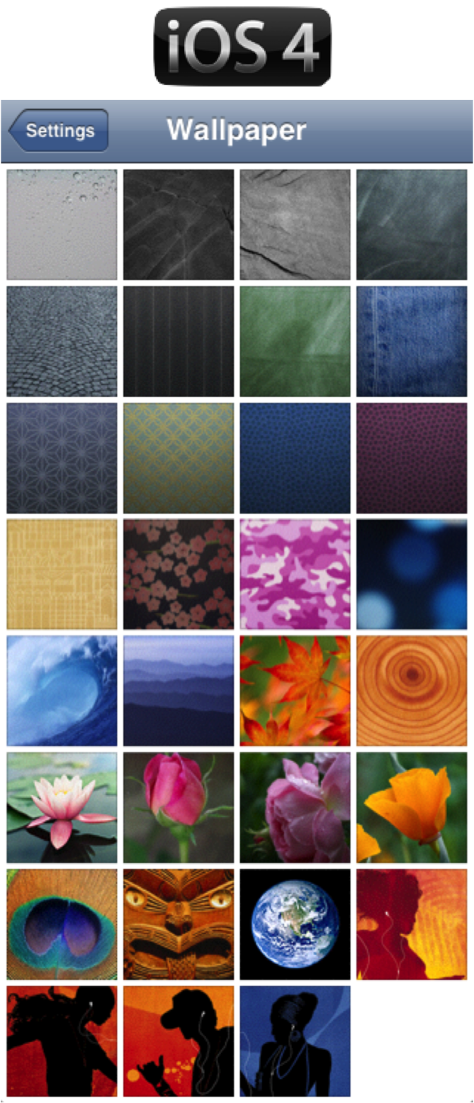 f713d7ba42e IOS 4 Wallpaper Bundle by CptnEclectic IOS 4 Wallpaper Bundle by  CptnEclectic
