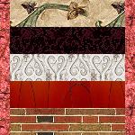 Set 01  6 patterns 100x100 by Oleo-Kun