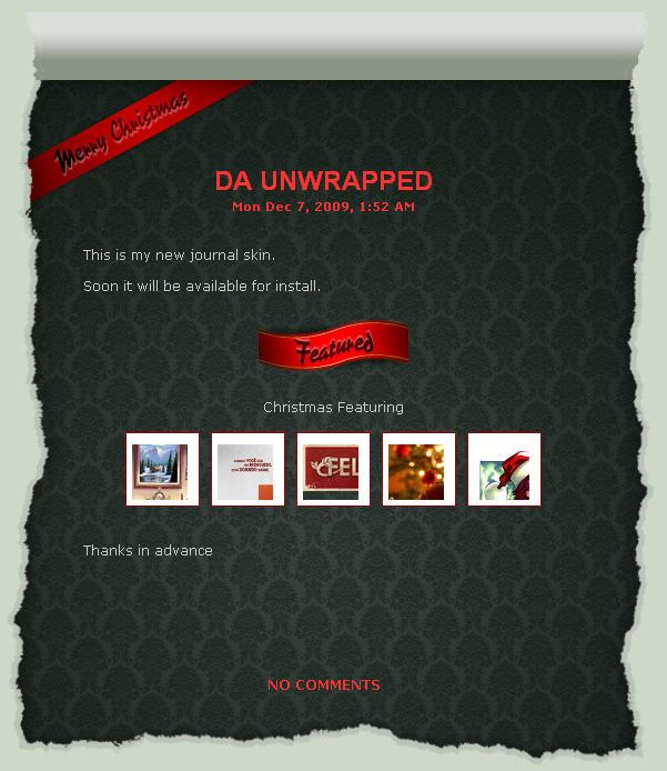 dA unwrapped by Dredmix