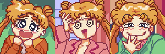 Octobit Day 20: Facial expression (animated)