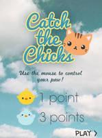 chicks mini game by mushomusho