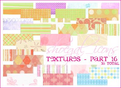 100x100 Textures - Part 16 by kissncontrol
