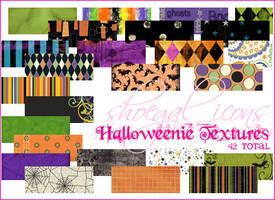 100x100 Halloweenie Textures by kissncontrol