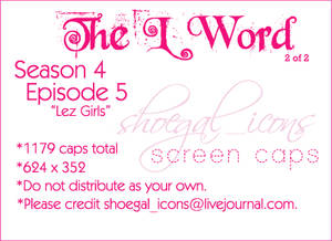 The L Word - 4.05 Caps -II