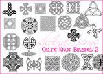 100x100 Celtic Knots 2