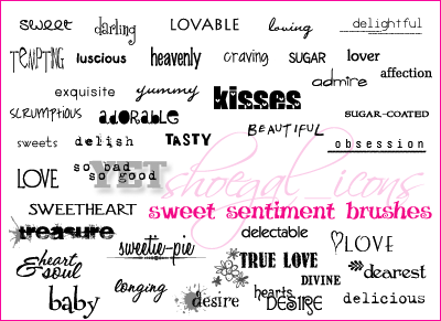 100x100 Sweet Sentiment Brushs by kissncontrol