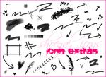100x100 Brushes - Icon Extras