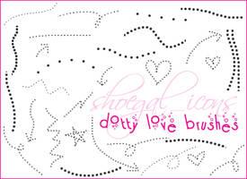 100x100 Dotty Brushes by kissncontrol