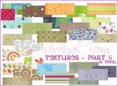 100x100 Textures - Part 5 by kissncontrol