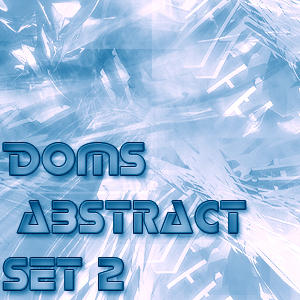 Doms abstract set 2 by lildom