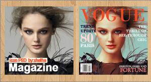psd vogue magazine 150x150 px