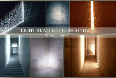 LIGHT BEAM BACKGROUNDS