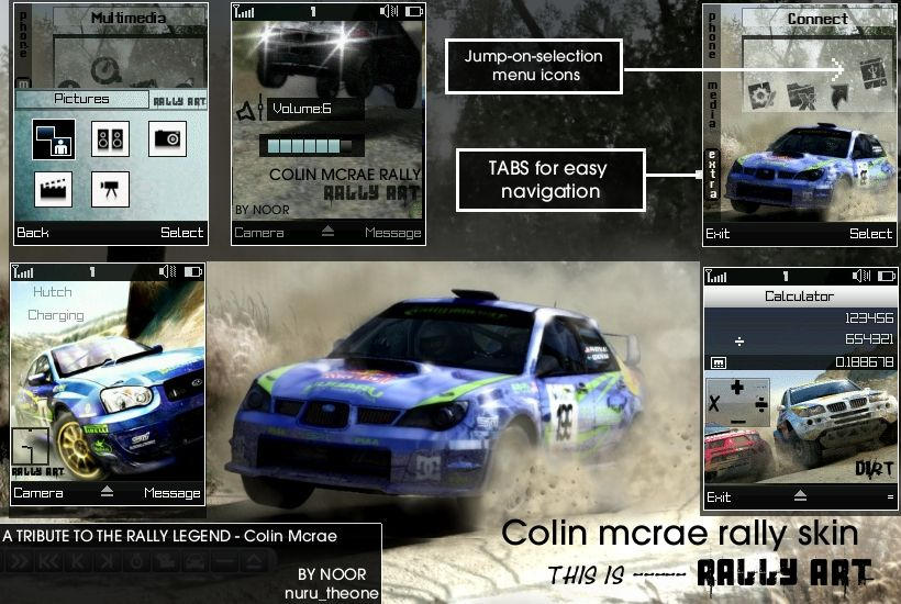Патчи Colin Mcrae Rally 4