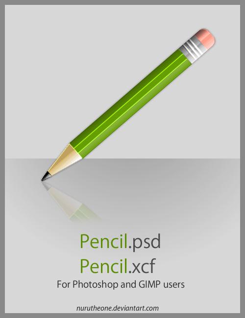 Pencil by nurutheone