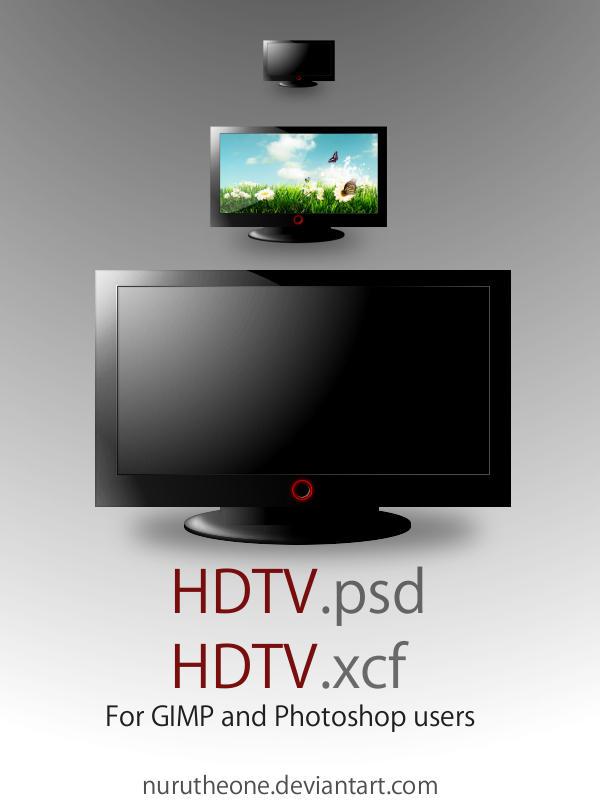HDTV Resource by nurutheone