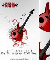GUITAR Resource by nurutheone