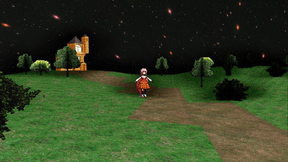 [MMD] Landscape stage DL by pika92