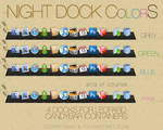 Night Dock Colors